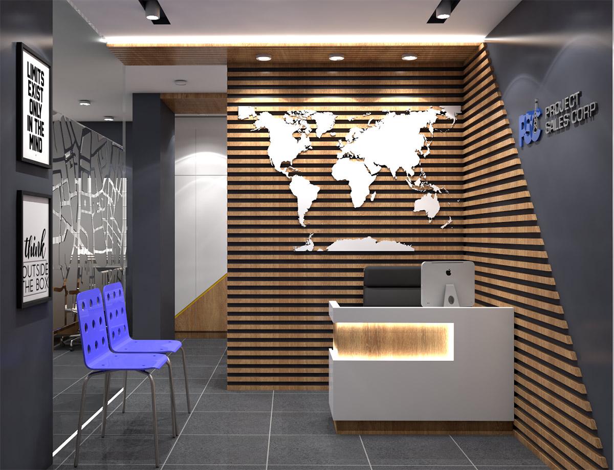 Small Logistics Office